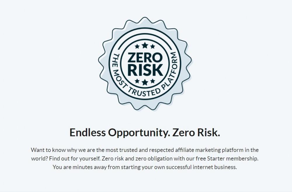 Zero risk, WA