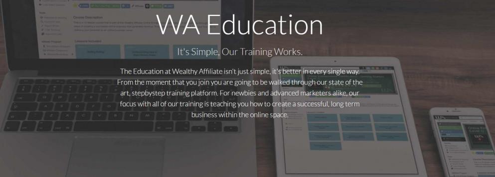 Wa Eduction banner