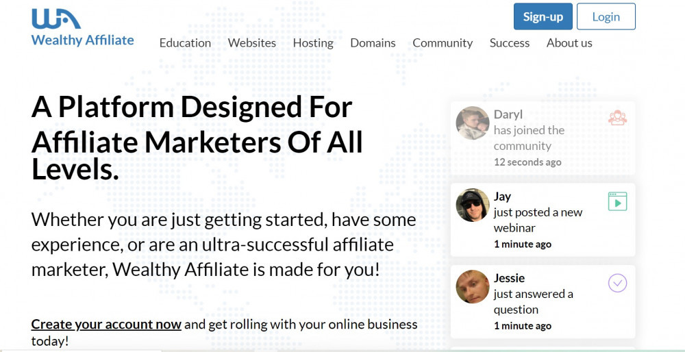 Wealthy Affiliate vs Affilorama-Review