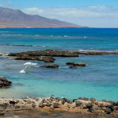 Fuerteventura's Rugged Coastline