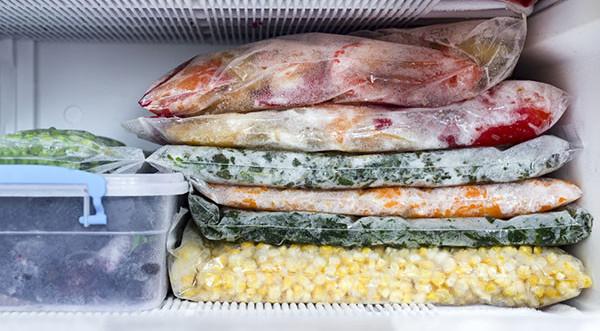 Freezer Inside