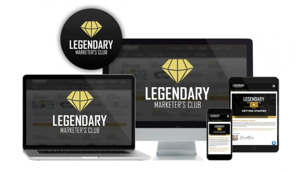 Legendary Marketer's Club