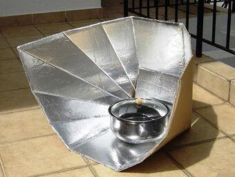 Solar Power Oven