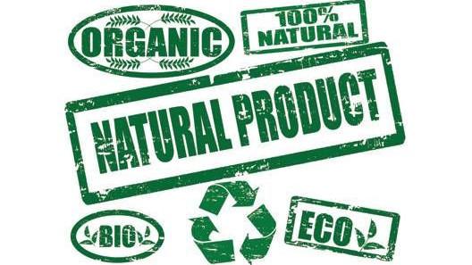 Natural Organic Natural Eco Bio