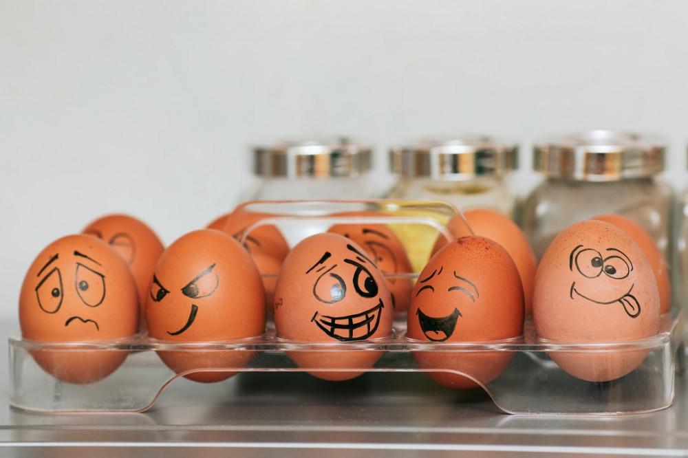 Emotive eggs