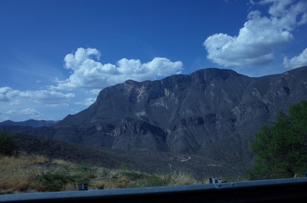 Mountain in Sierra Madre Oriental