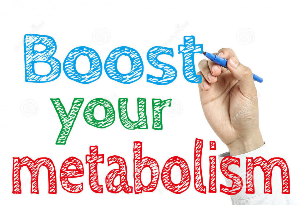 best natural metabolism booster