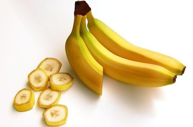 calorie dense bananas