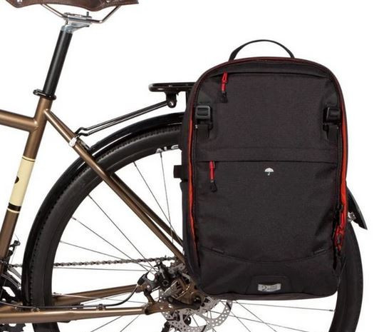 Two Wheel Gear Pannier Backpack Review