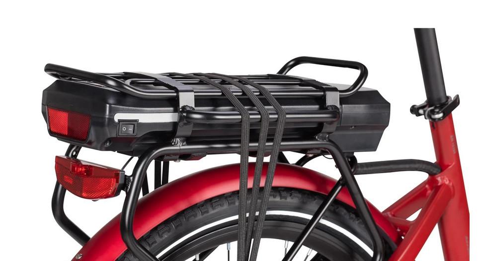 step through electric bikes