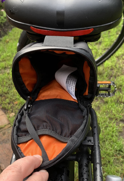 Two Wheel Gear Commute Seat Pack - Review