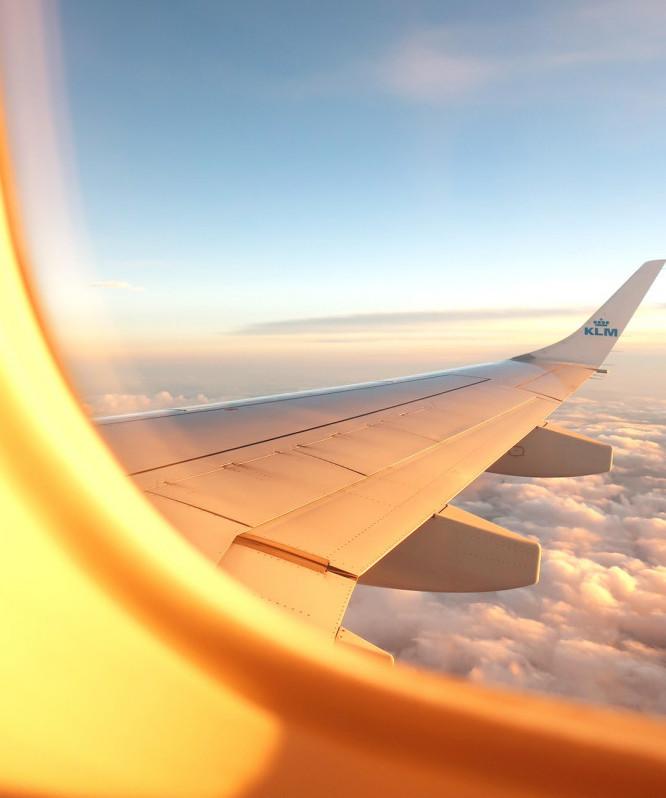 flying to scandinavia