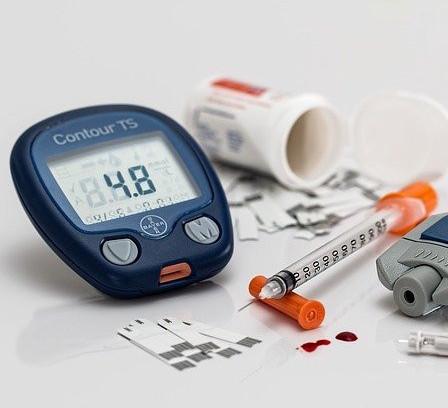 blood sugar insulin