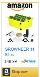 Growneer 11 Site Hydroponics System