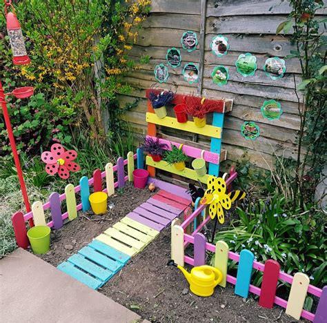 Childrens Sensory Garden