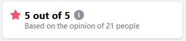 BloomingBulb Ratings