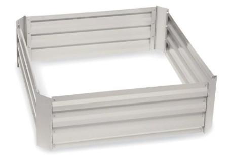 Demeter Corrugated Metal Raised Bed, 34' x 34'