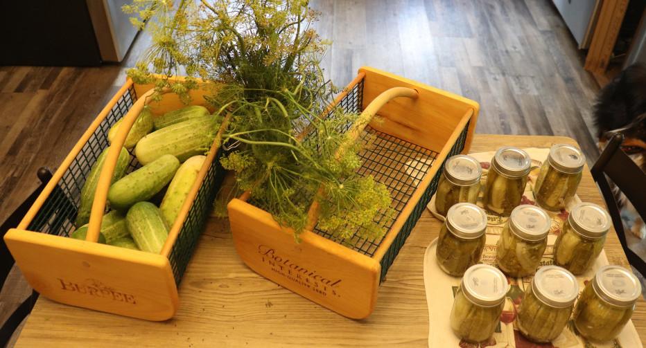 Pickles and Jars