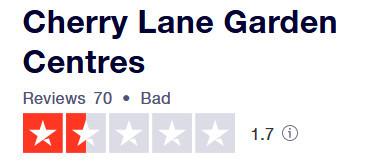 Cherry Lane Garden Centres Review