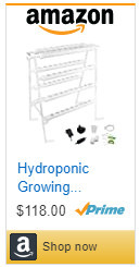 Hydroponic Growing System 72 sites