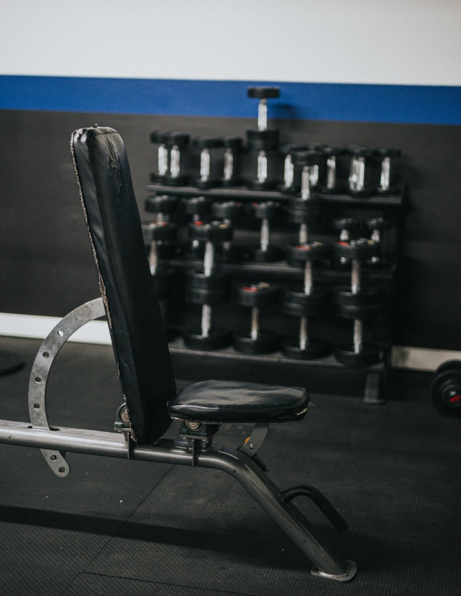 Weightlifting Fitness