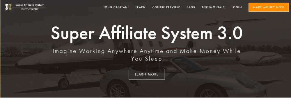 Super Affiliate System Screenshot