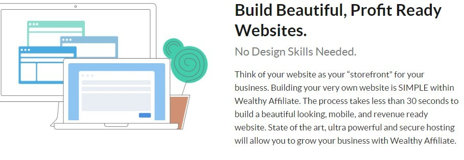 Build A profit ready website