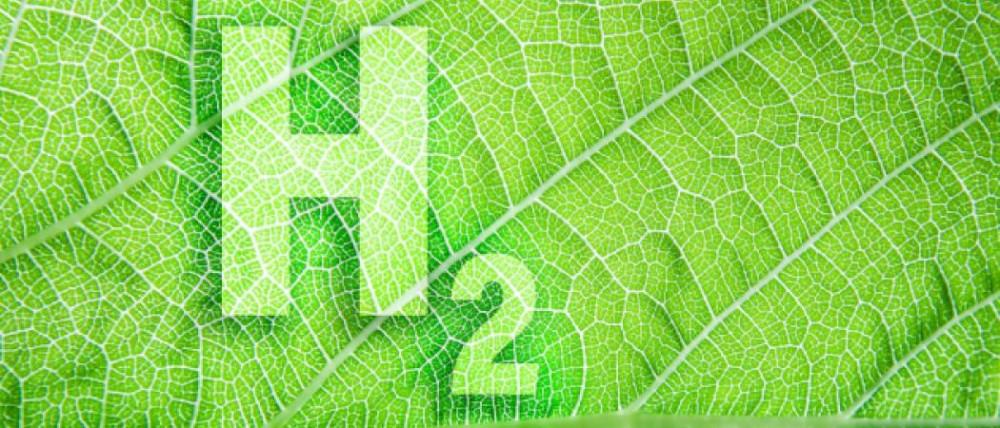 Hydrogen belongs to green energy