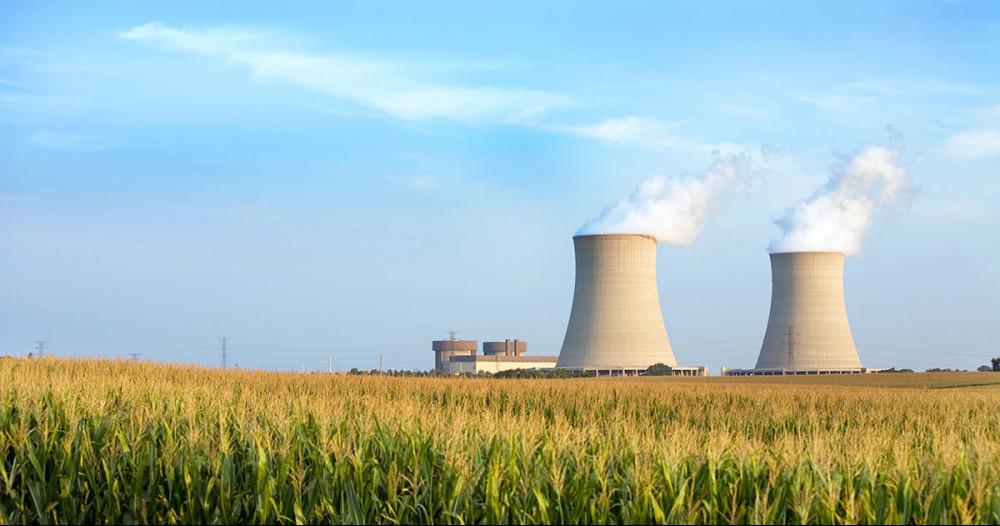 Nuclear energy - energy power