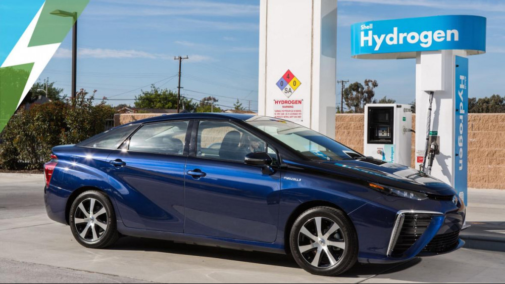 There are more and more hydrogen cars