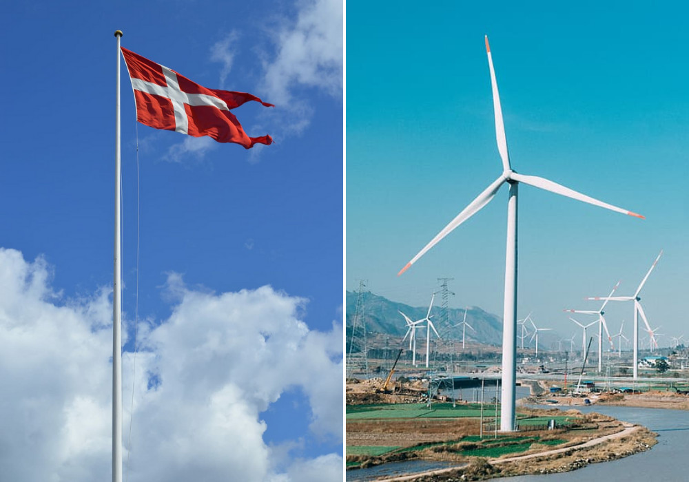 Danish wind farm