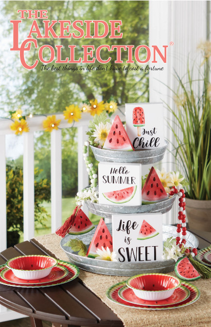 lakeside collection free catalog