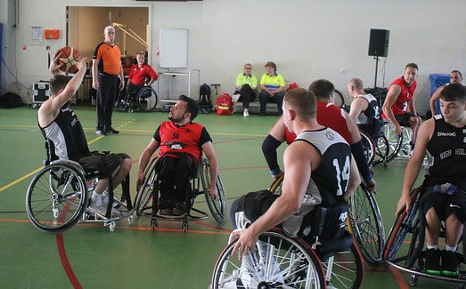 the benefits of exercise for disabled people