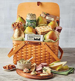 unusual gift basket ideas