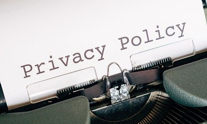 how to write a private policy page