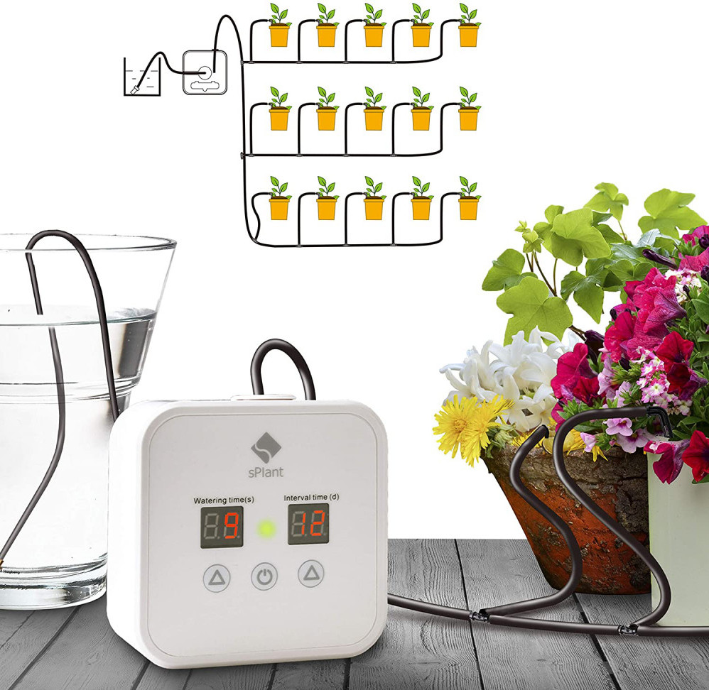 Big Powered Automatic Drip Irrigation Kit