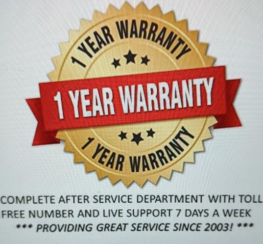 Hiland Warranty