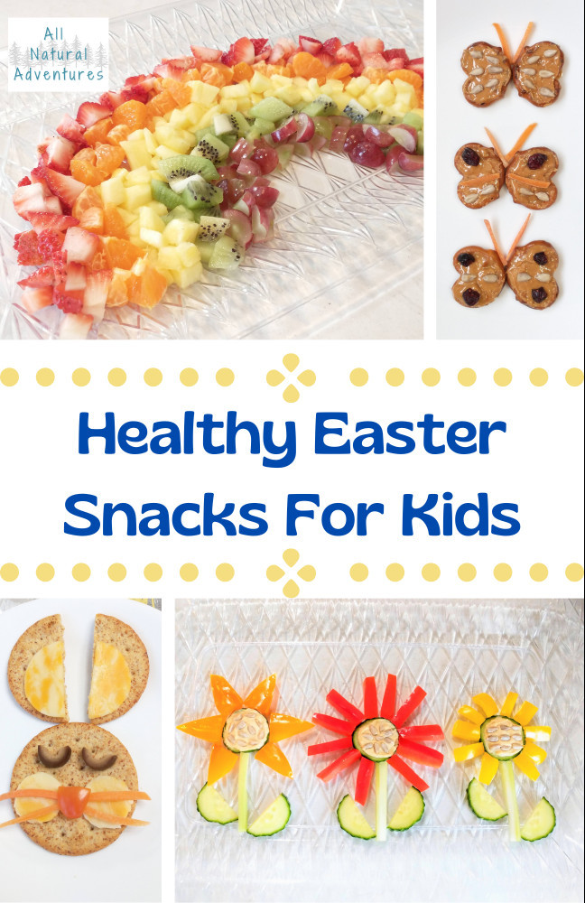 Healthy Easter Snacks For Kid