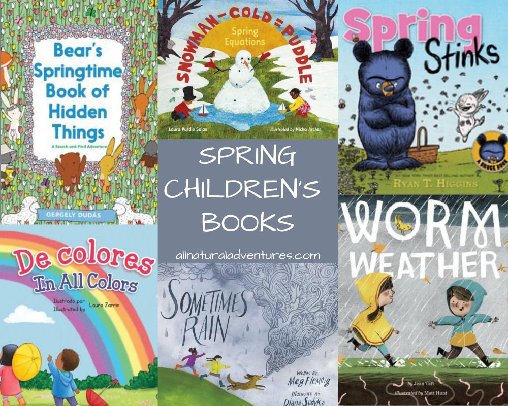 Spring Children's Books