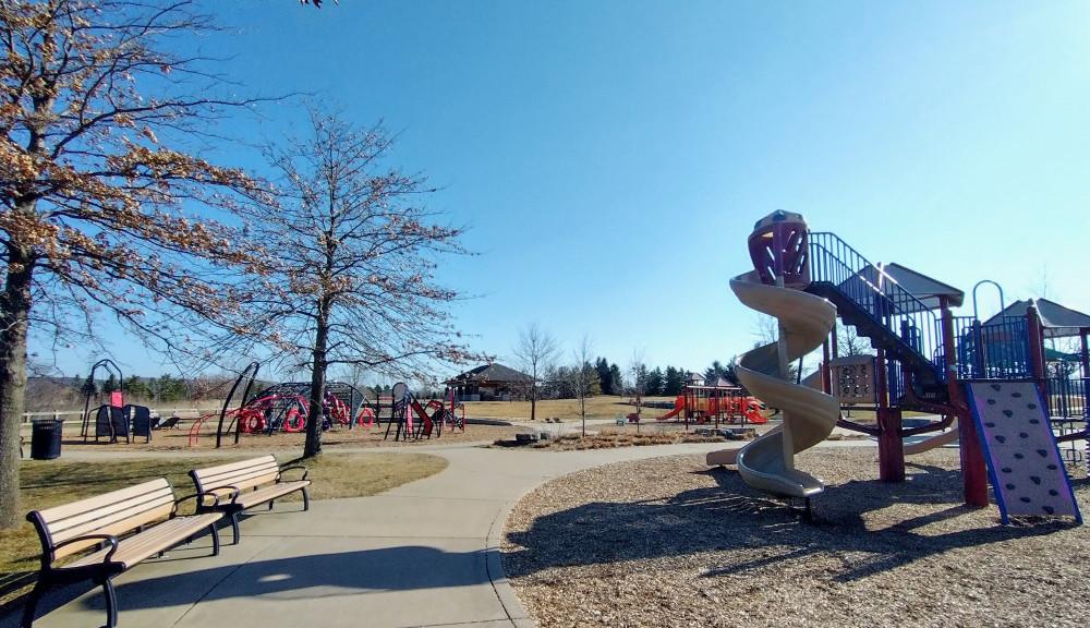 Millennium Park Grand Rapids MI