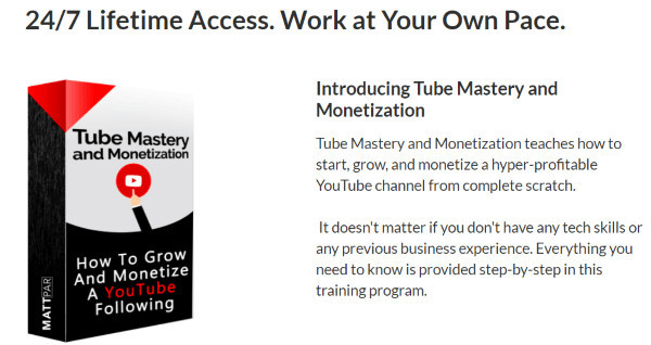 What Is Tube Mastery And Monetization