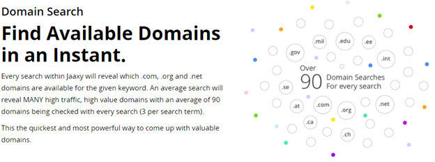 Domains Research