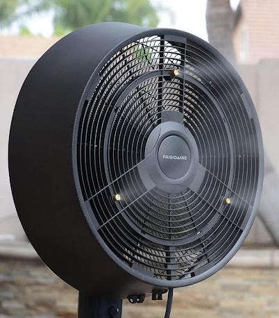 large misting fan