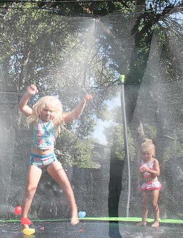 trampoline misters