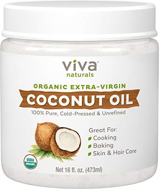 Viva Organic Extra-Virgin Coconut Oil
