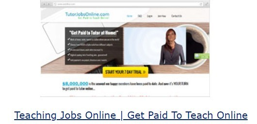 get paid to teach online