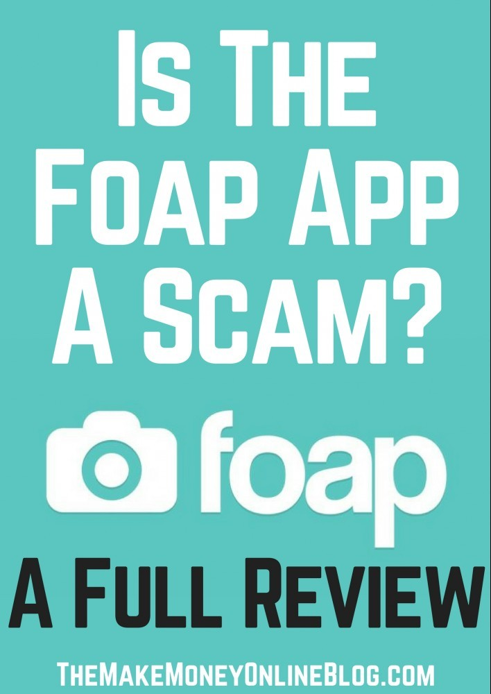 is the foap app a scam