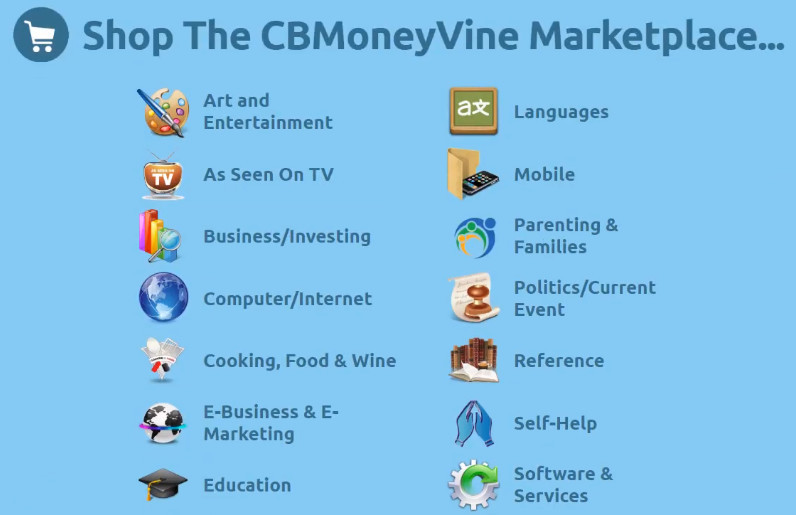 how to make money with cb money vine
