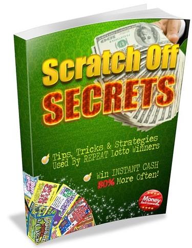 scratch off secrets