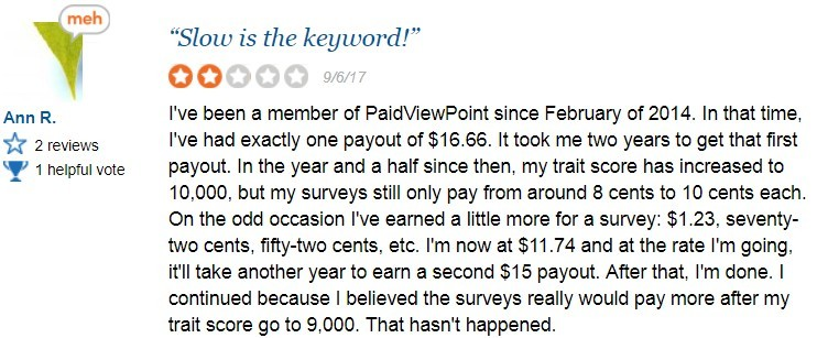 paidviewpoint scam review